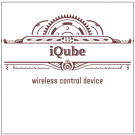 iQube®ONE - wireless control device für Tattoo Maschine